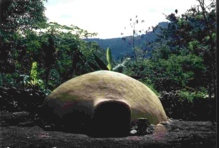 Baño de Temazcal