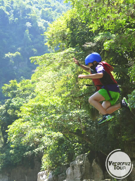 Sal de la rutina y vive la aventura en Filobobos Veracruz