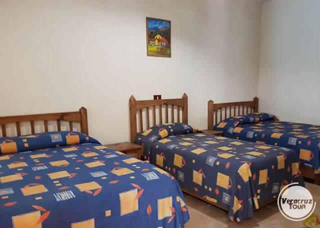 Hotel en el río Pescados Jalcomulco, Veracruz