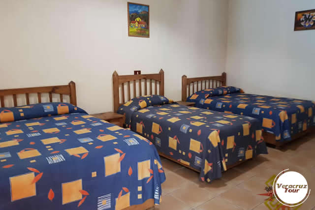 Hospedaje y Alojamiento En Río Pescados Jalcomulco, Veracruz