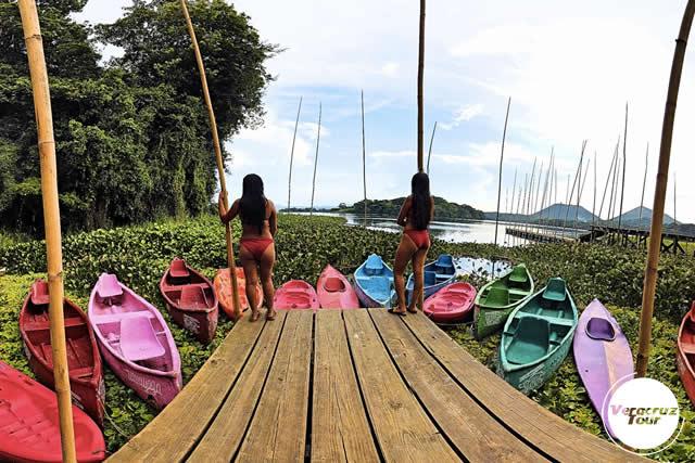 Paquete Romántico En La Reserva Ecológica De Nanciyaga Veracruz