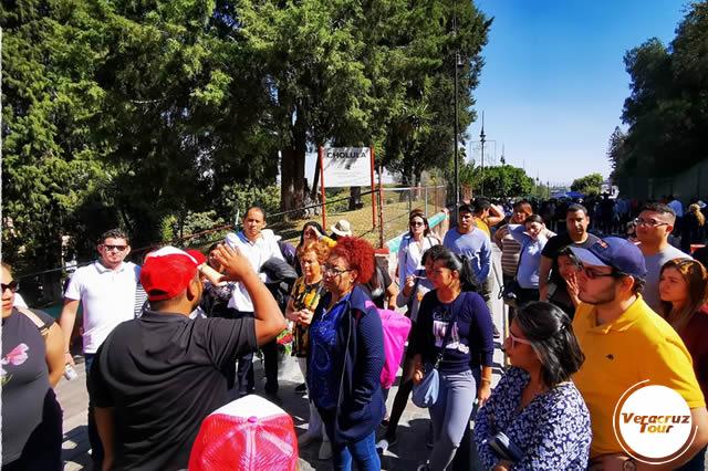 Excursión a Chautla, Puebla y Valquirico Saliendo de Veracruz, Cardel y Xalapa