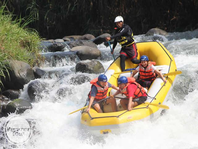Descenso En Los Rapidos Del Río Pescados Jalcomulco Veracruz