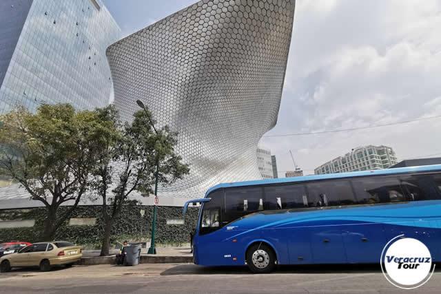 Autobús Volvo En Veracruz