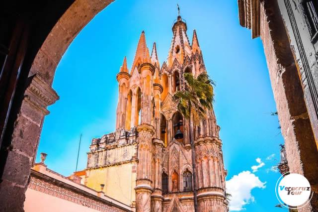 Excursión a San Miguel De Allende Saliendo de Veracruz y Xalapa