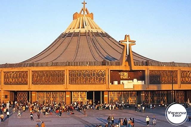 Excursión a La Basílica de Guadalupe Desde Veracruz