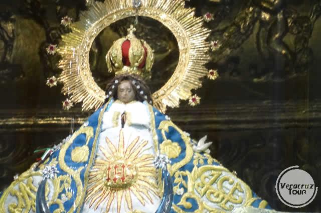 Peregrinación a Juquila Saliendo de Veracruz